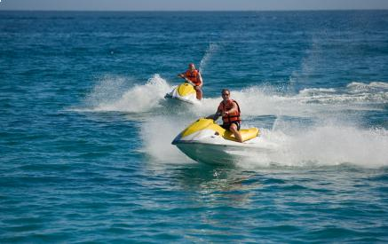 British man dies in jet-ski tragedy