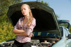 UK car garages charging a 'female premium'