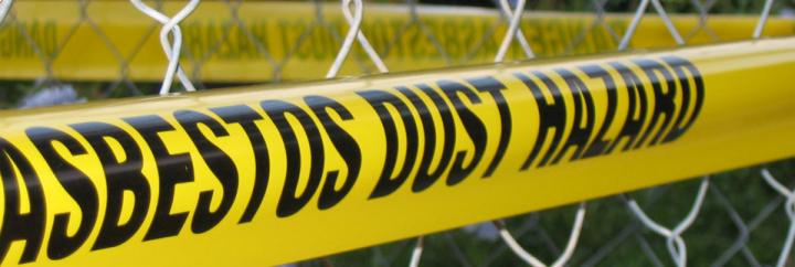 Builder fined for failing to carry out asbestos survey