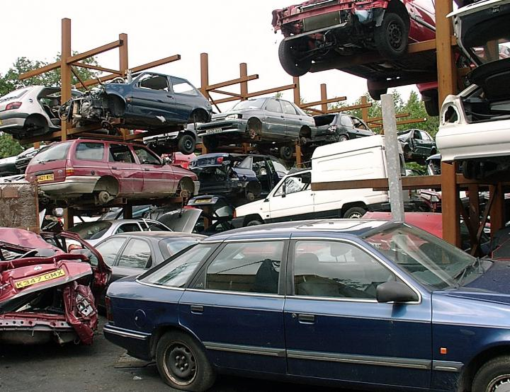 Car manufacturers call for new scrappage scheme