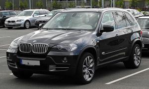 BMW tops most stolen car list