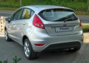 Ford Fiesta becomes UK's best selling car ever
