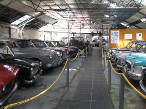 Classic cars film showcases new showroom