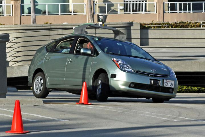 The impact of driverless cars on the car industry