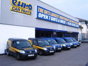 Euro Car Parts Buys 27 Unipart Branches Out Of Administration