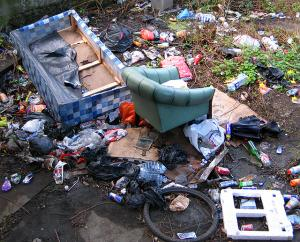 Croydon garage owner fined for fly tipping trade waste