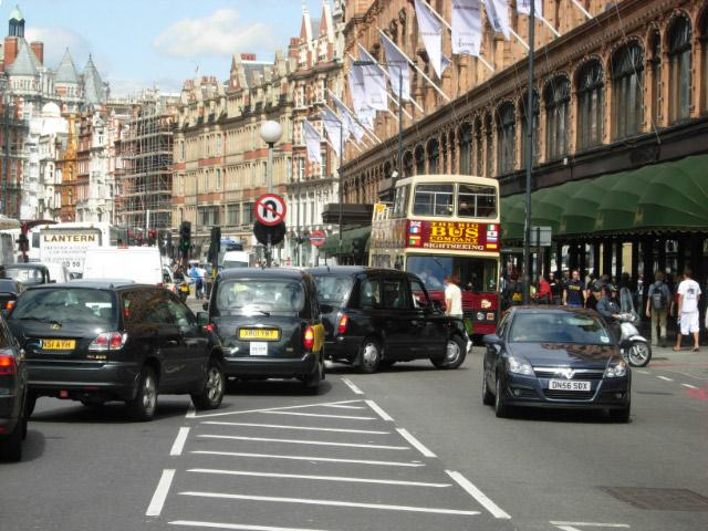 Think-tank recommends radical action on diesel vehicles