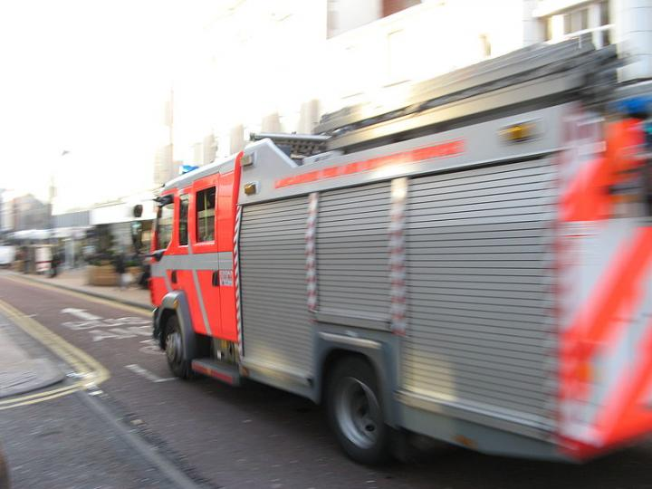 Tanning salon suffers £150,000 of damage in fire