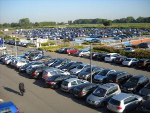 Tighter parking spaces adding £716 million to car repair industry
