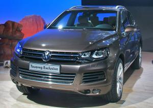 Volkswagen Touareg named UK's fastest selling used car
