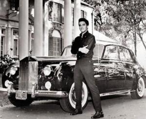 Lancashire dealership sells car to Elvis Presley