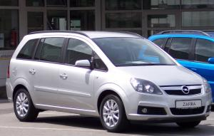 Vauxhall Zafira fires could be due to 'improper repair'
