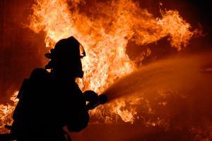MOT centre damaged by fire
