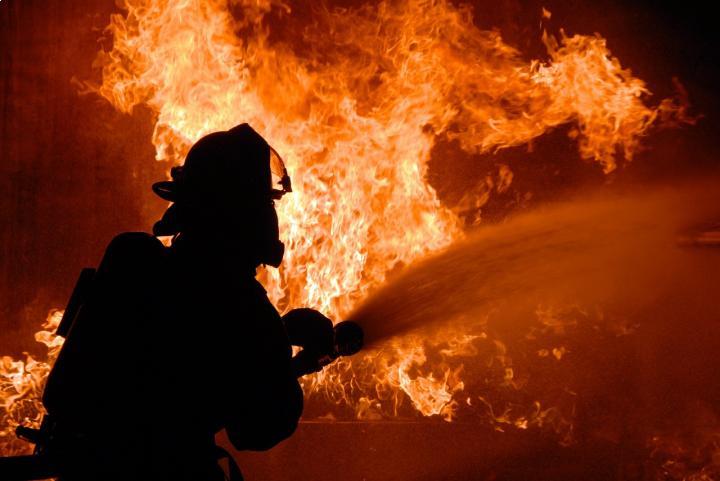 Keighley tyre business fights back after devastating blaze