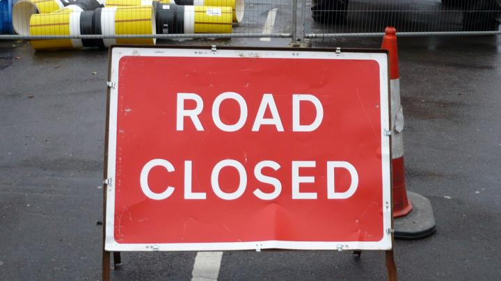 Roads closed following chemical spill at Bedford brewery