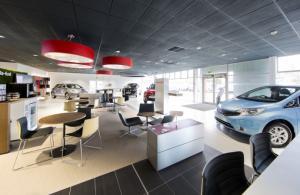 Bristol Street Motors invests £200,000 for refurbishment