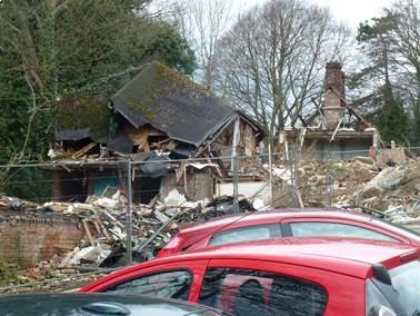 Demolition contractor found guilty over safety failings
