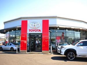 UK Toyota car dealerships land international awards