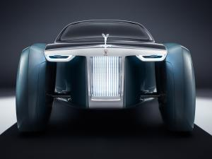 Rolls-Royce shows off its first driverless concept car