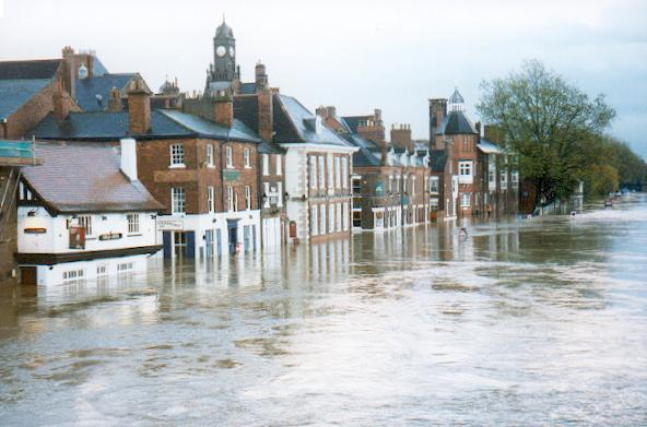 Environment Agency urges businesses to protect against flooding